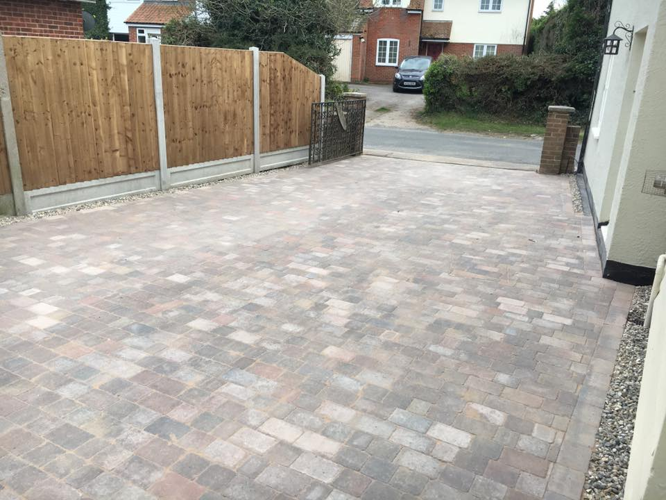 Thinking of a new driveway?